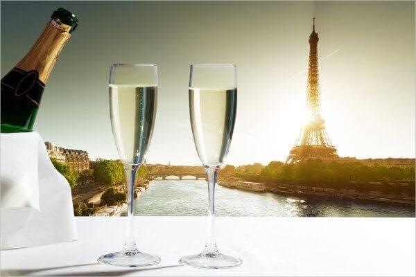 Parrainage Travauxlib champagne offert