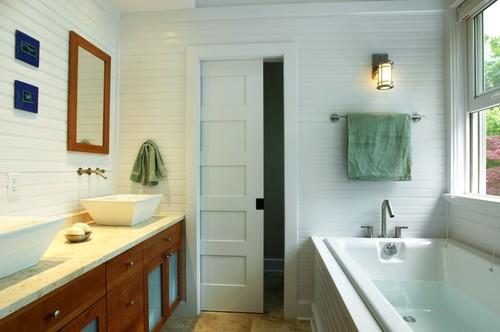 Refaire Rénovation de salle de bain : la conception