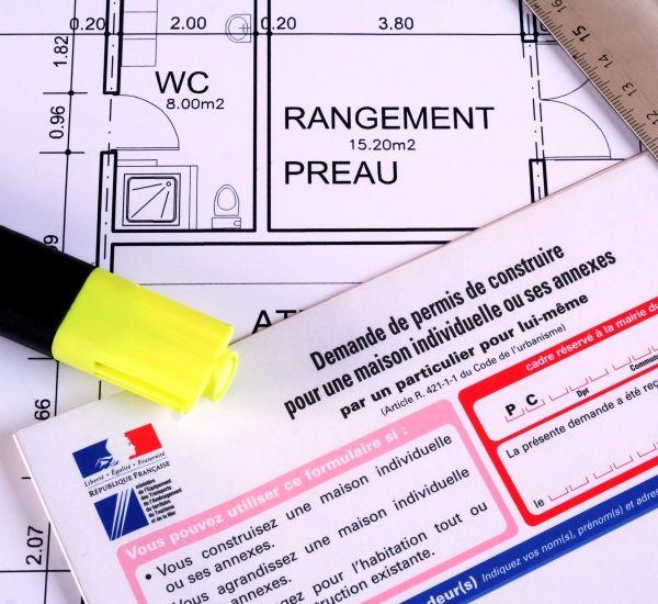 Documents dossier permis de construire