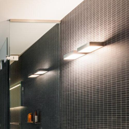 Applique mural salle de bain vasque double Travauxlib