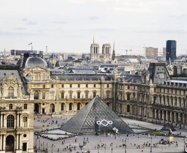 Architecte en Chef des Monuments - Musée du Louvre