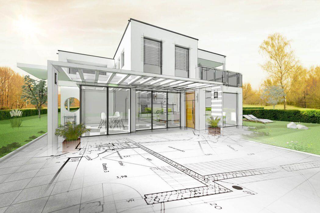 Etape De La Ru0026eacute;alisation Des Plans Du0027une Maison