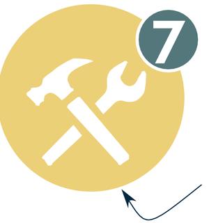 Etape 7 - Mise en place des appareils finaux