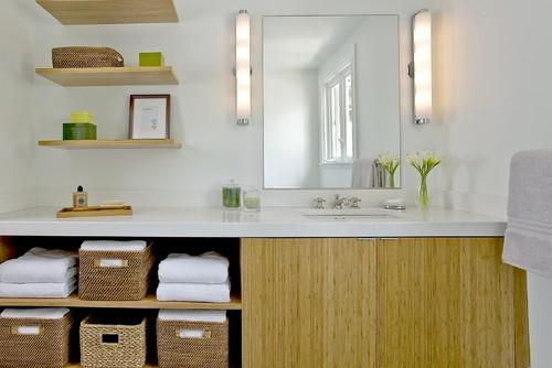 Finir la rénovation de votre salle de bain : la pose des accessoires