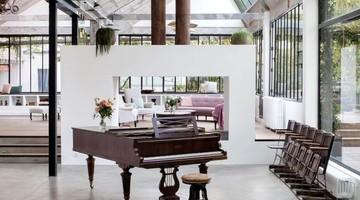Réhabilitation d'une usine en loft de 1 650 m²