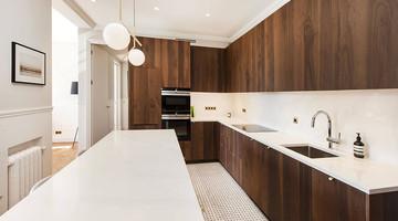Rénovation haut de gamme d'un appartement de 140 m²