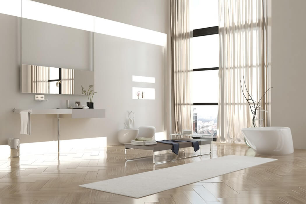 Vérifications salle de bain et cuisine pour achat d'un logement
