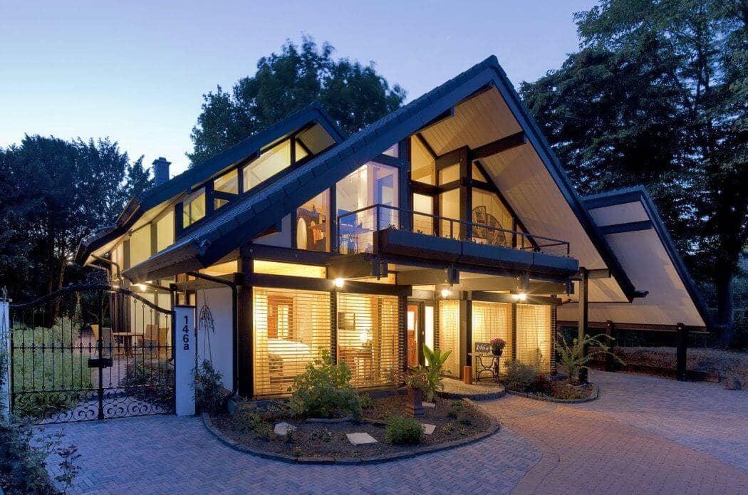 Maison ecologique : la maison bioclimatique
