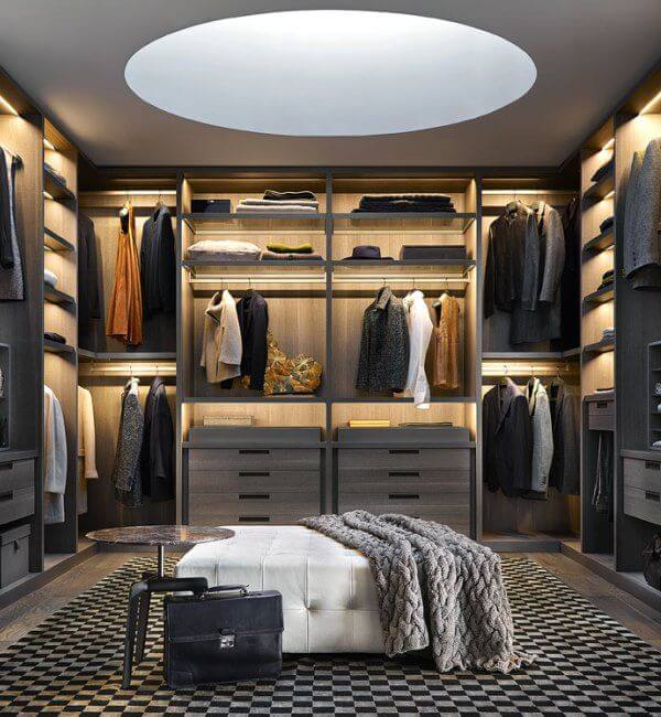 dressing sur mesure fabriquer et am nager un dressing. Black Bedroom Furniture Sets. Home Design Ideas