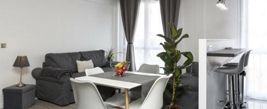 Rénovation complète appartement ST Maur des