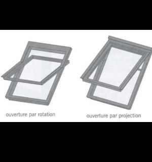 La fenêtre de toit Fenetre velux