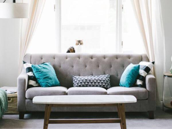 Canapé trendy pour votre decoration d'interieur