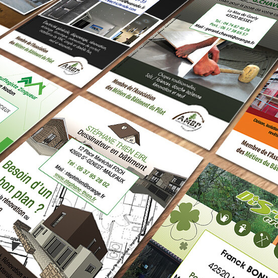 flyers artisans trouver des chantiers