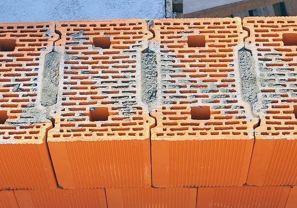 Brique Monomur pour ecoconstruction