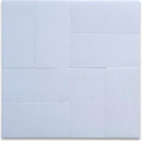 Carrelage sol antidérapant salle de bain blanc