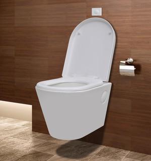 Devis prix wc toilettes en ligne imm diat travauxlib - Prix toilette suspendu ...