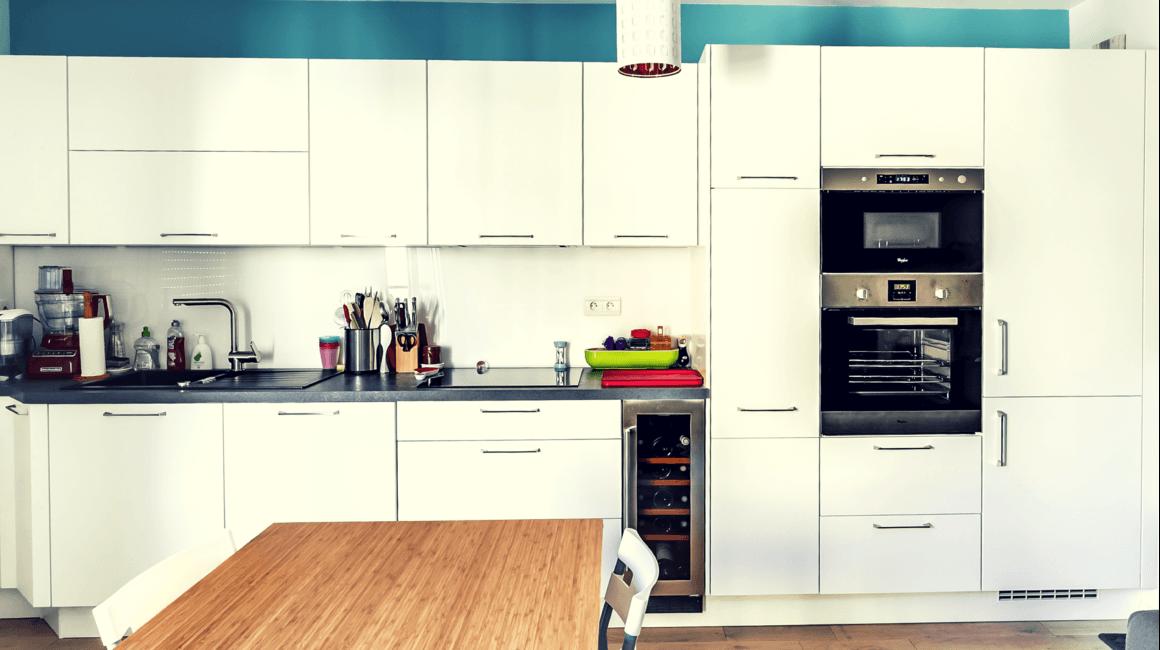 renovation-appartement-cuisine equipée-asnieres