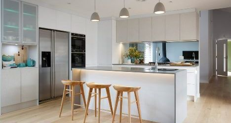 Rénovation de la cuisine d'un appartement
