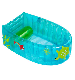 baignoire bebe gonflable