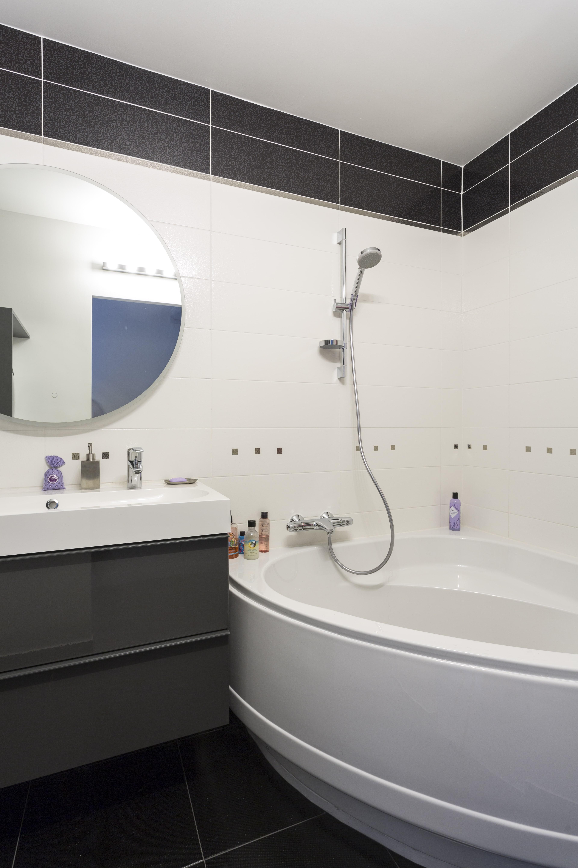 Rénovation appartement moderne salle de bain