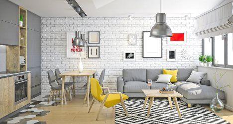 Rénovation de la déco d'un appartement