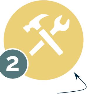 Etape 2 - Adaptation des tuyauteries au nouvel agencement