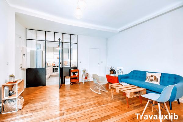 renovation appartement verriere