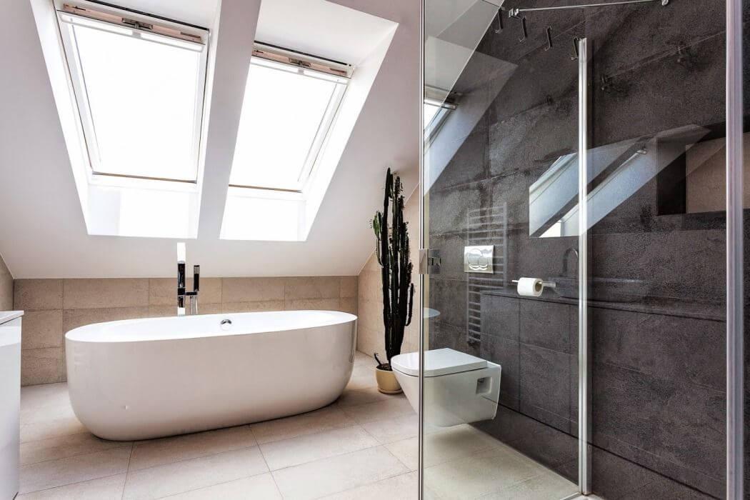 Salle de bain rénovée par une entreprise de BTP parisienne
