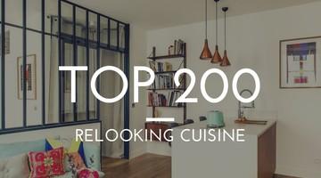 TOP 200 Relooking cuisines