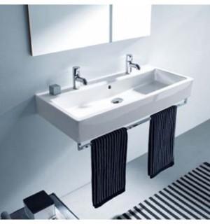 Estimation prix lavabo en ligne travauxlib for Paniers suspendus salle de bain
