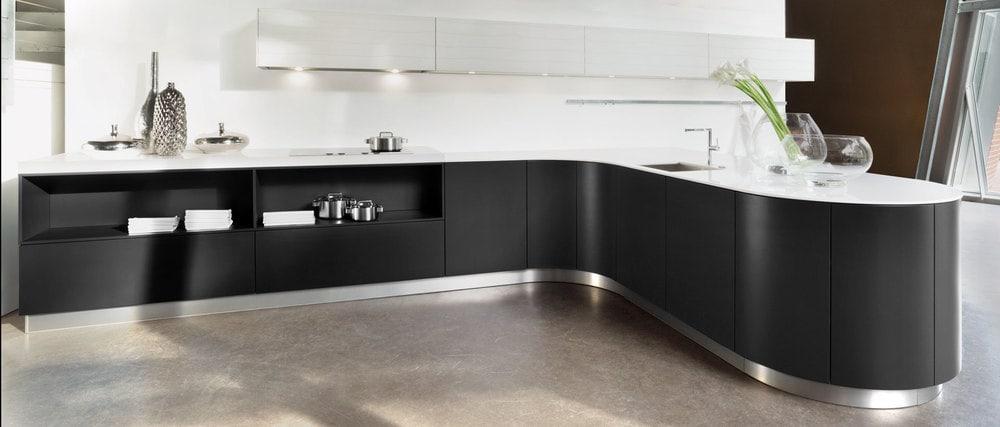 cuisine Jacq noir blanc