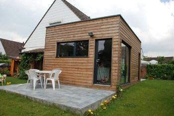 Extension de maison guide complet pour agrandir sa maison for Extension maison ossature bois prix