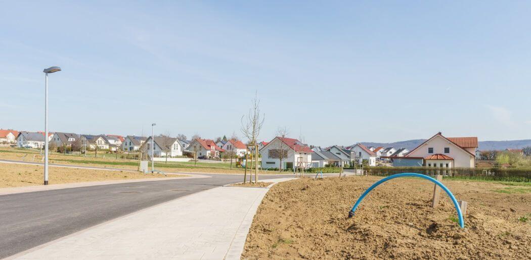 Viabilisation d'un terrain avant la construction
