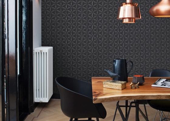 s lection d co top 10 des papiers peints design. Black Bedroom Furniture Sets. Home Design Ideas
