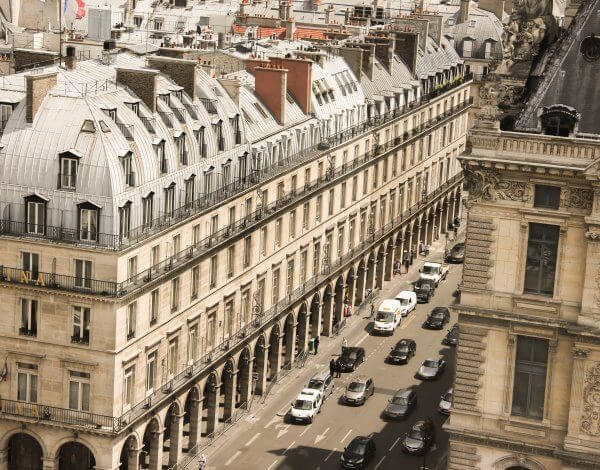Style d'architecture Empire