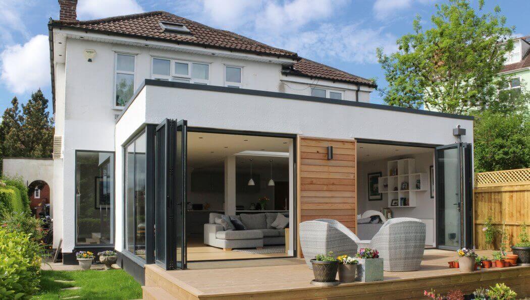 Quel prix pour une extension de maison latérale ?