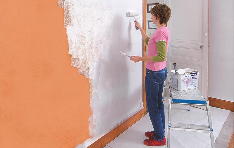 Devis peinture tapisserie