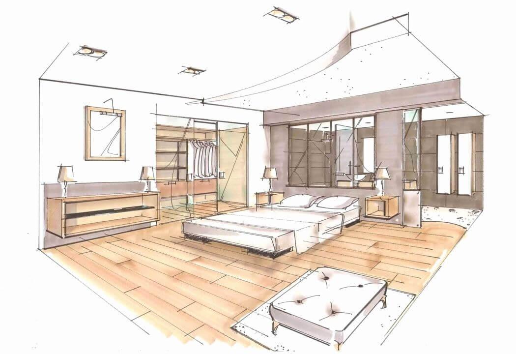 Plan d architecte, esquisse, perspective... À quoi servent-ils   76e8cf20ca69