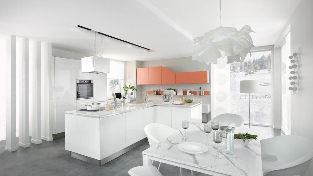 cuisine Cuisinella blanche