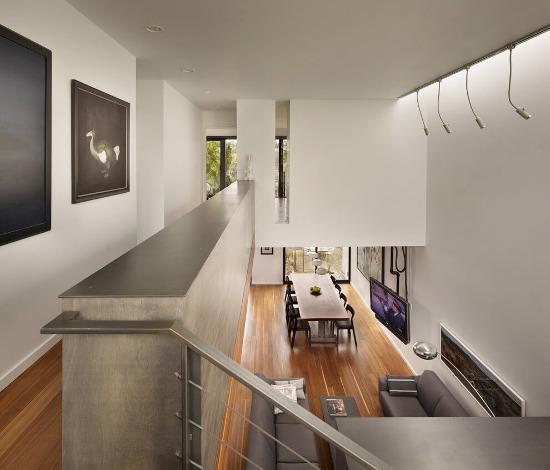 Rénovation appartement contemporain