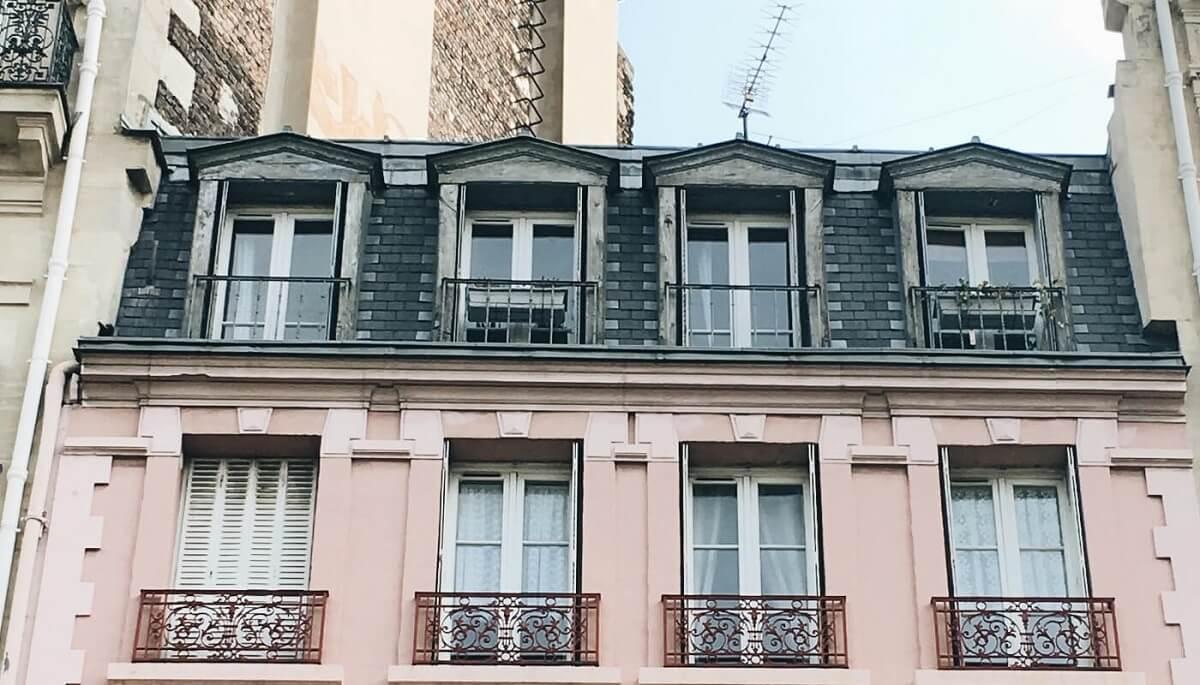 travaux immeuble appartement copropriété