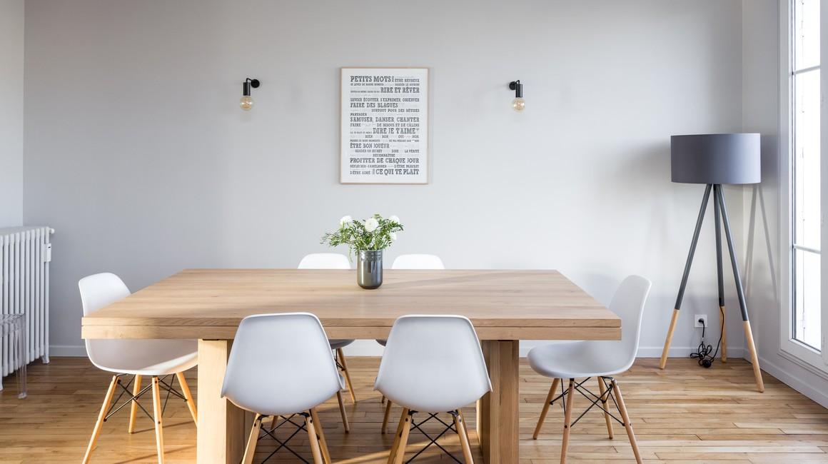 appartement neuf design