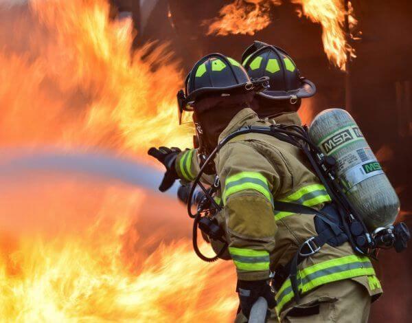 maison en bois et risque d'incendie