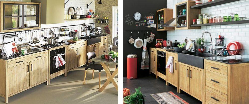 alinea cuisine equipee cuisine avec bar arrondi with alinea cuisine equipee perfect mod le de. Black Bedroom Furniture Sets. Home Design Ideas