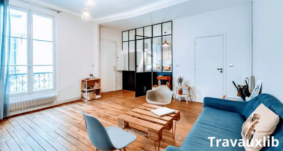 Nos rénovations maisons et appartements en images - Travauxlib
