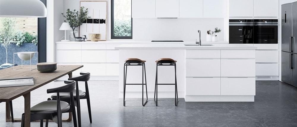 cuisine Kvik design danois