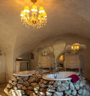 renovation salle de bain baignoire idee baignoire