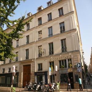 Immeuble style restauration