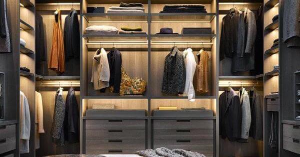 dressing sur mesure fabriquer et am nager un dressing. Black Bedroom Furniture Sets. Home Design Ideas