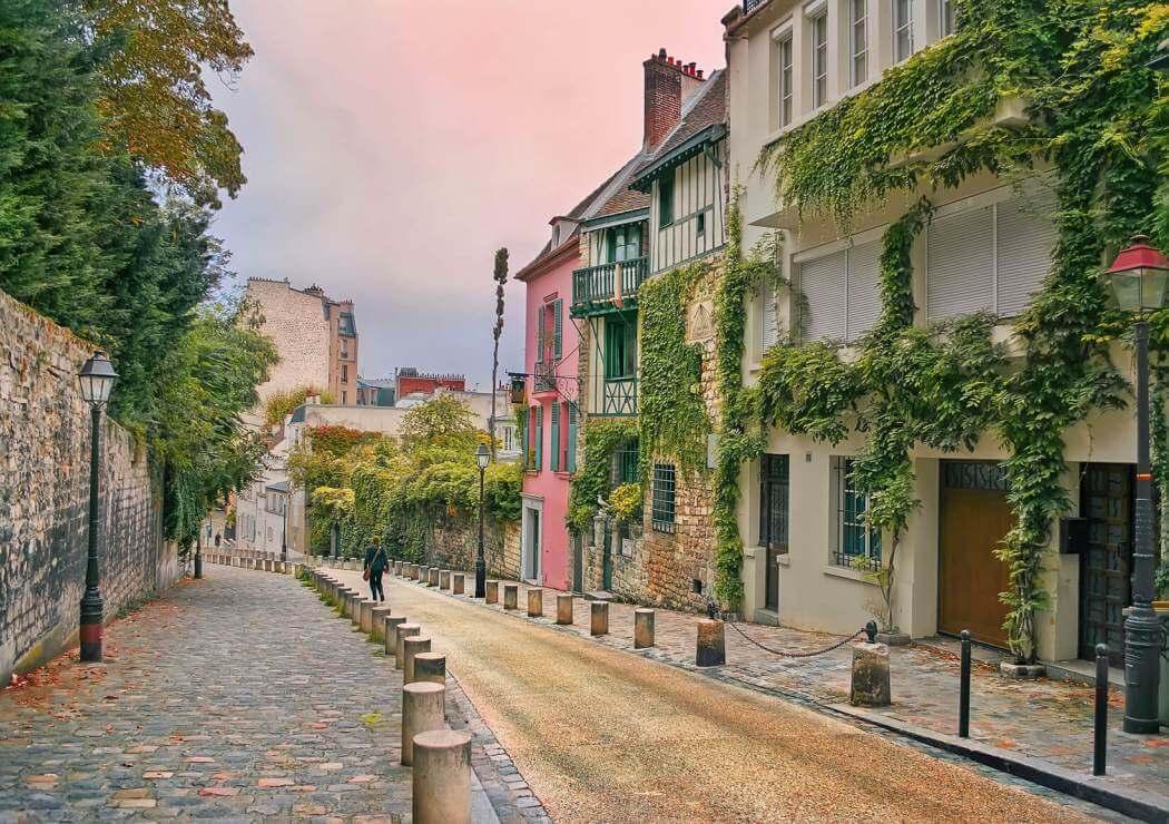 Rénovation d'un appartement à Montmartre (Paris 18e)